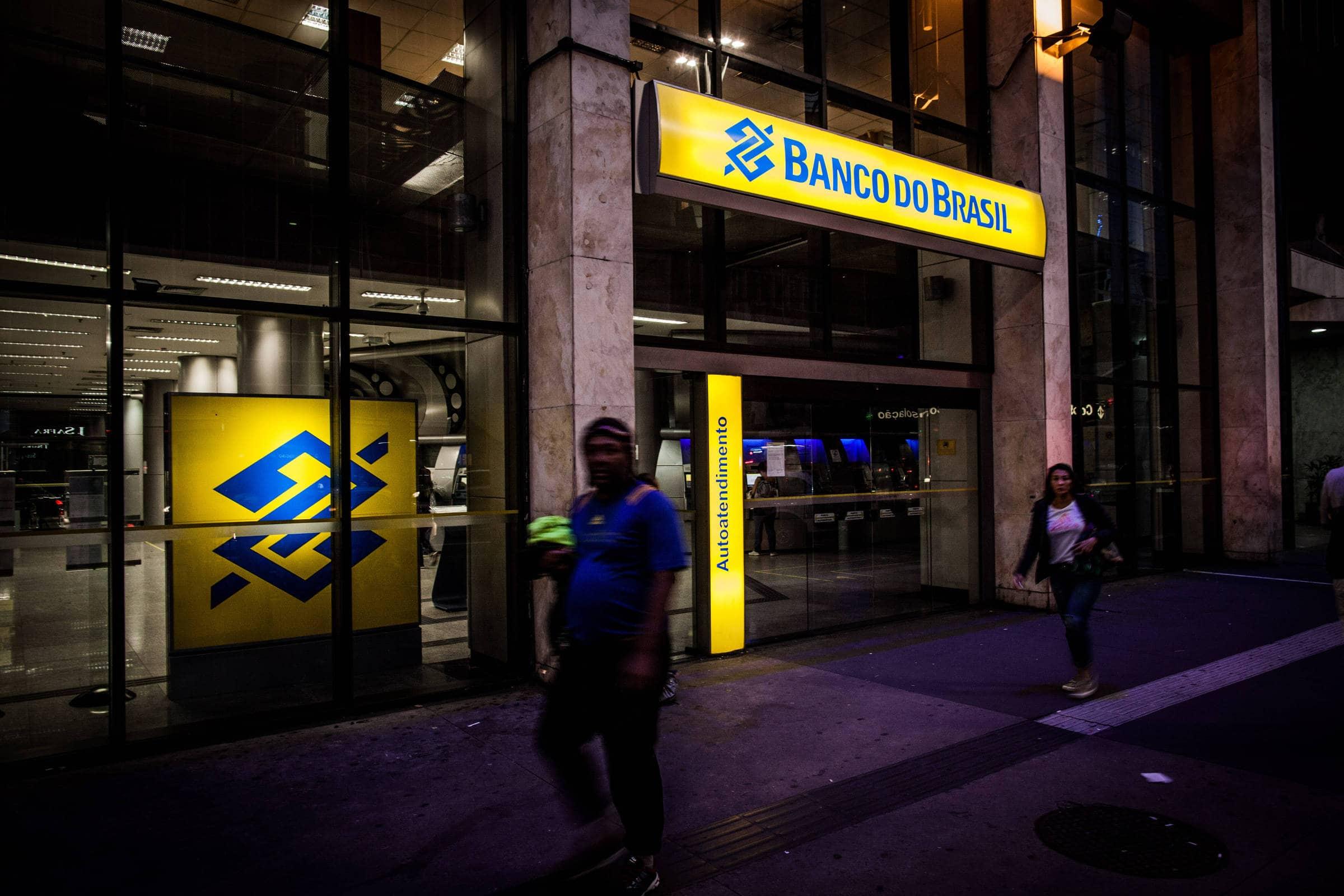 Banco do Brasil comunica lançamento de R$100 bi em crédito (Imagem: Reprodução - Google)