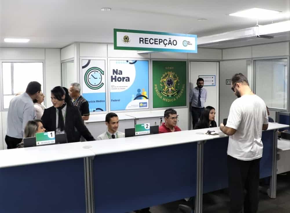 Central de perícia médica do INSS é inaugurada em Brasília (Foto/Agência Brasília)
