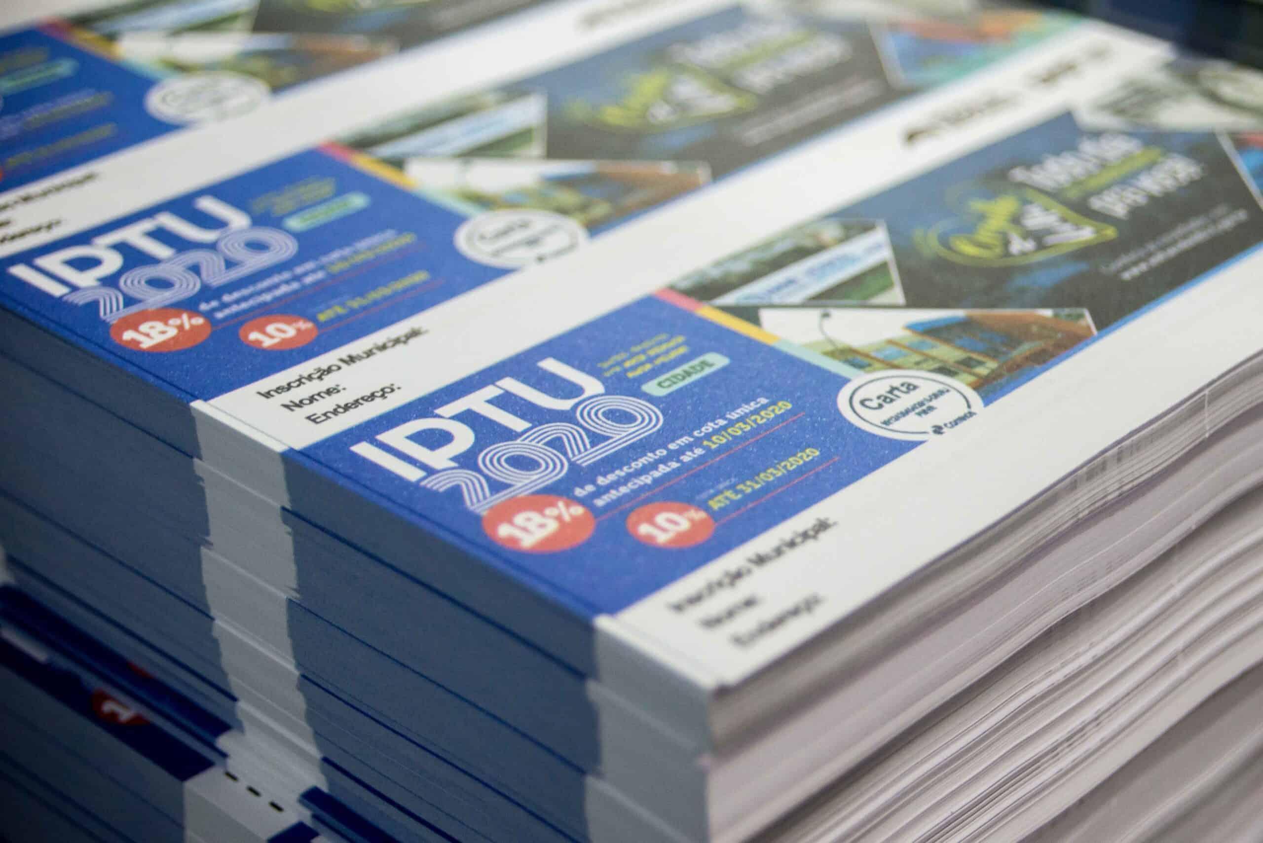 IPTU 2021: Volta Redonda distribuí requerimento para desconto de 50% no imposto