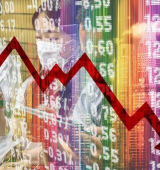 Bolsa Globais desabam com pandemia (Foto: Pixabay)