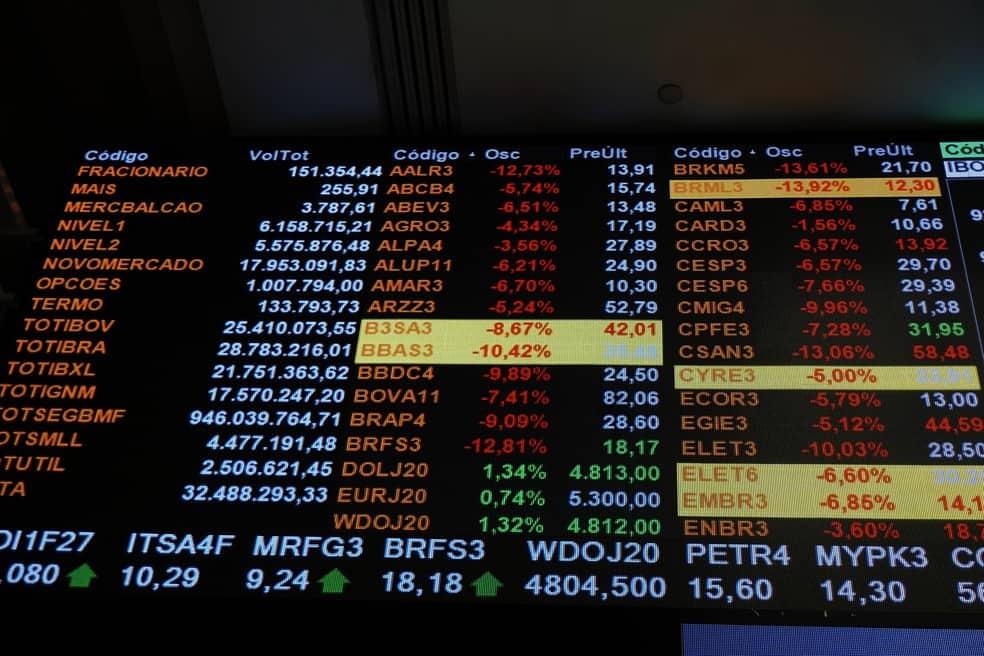 Mercado financeiro: bolsas asiáticas fecham em baixa nesta 4° feira (Imagem: Reprodução - Google)