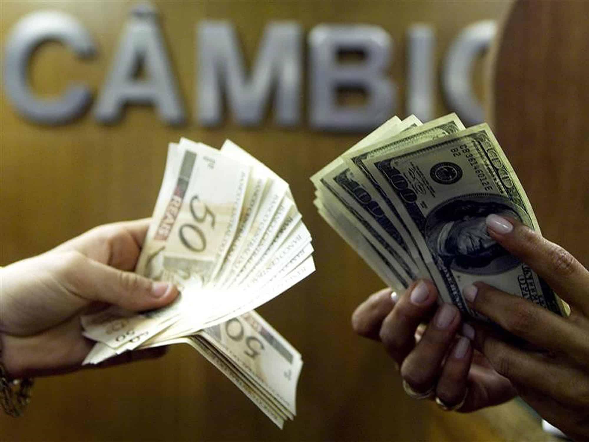 Dólar hoje: Veja quanto a moeda americana alcançou nesta segunda-feira (23)! (Imagem: Reprodução - Google)