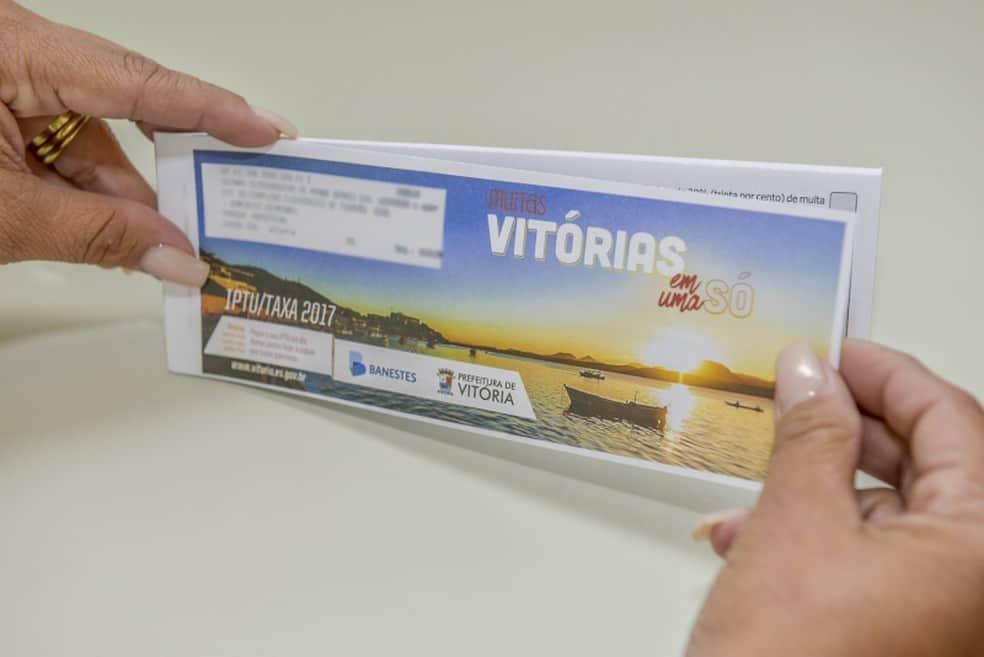Governo adia três parcelas do IPTU Vitória 2020 (Imagem: Reprodução - Google)