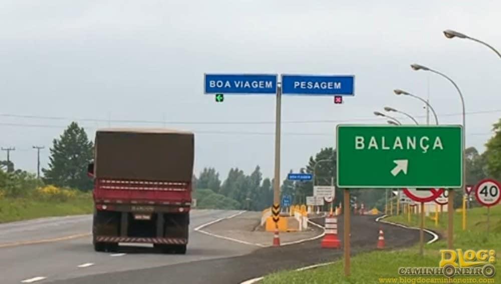 Pesagens de cargas nas rodovias ficam suspensas em novo decreto