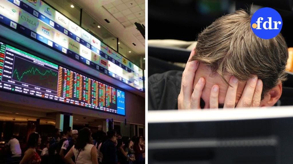 Bolsas da Ásia e Europa têm mais uma queda provocada pela pandemia (Montagem/FDR)