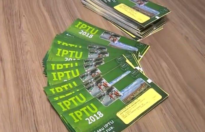 IPTU Campina Grande 2020 tem 1° parcela prorrogada