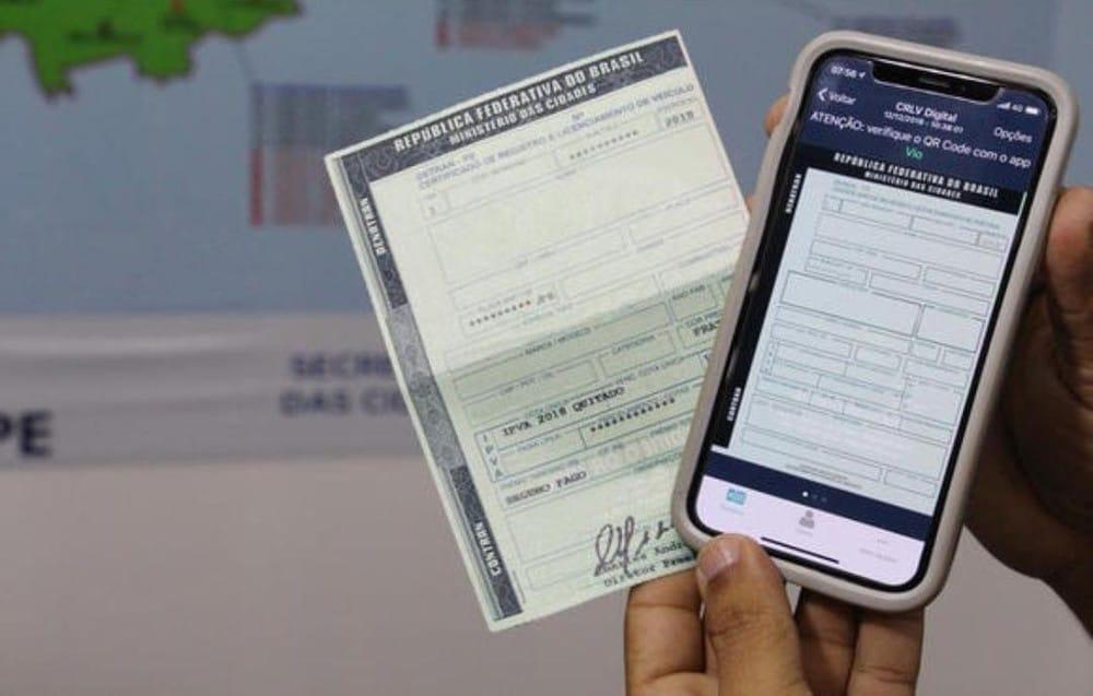 Licenciamento do Piauí não será mais enviado por Correios; saiba como emitir! (Imagem: Reprodução - Detran Divulgação)