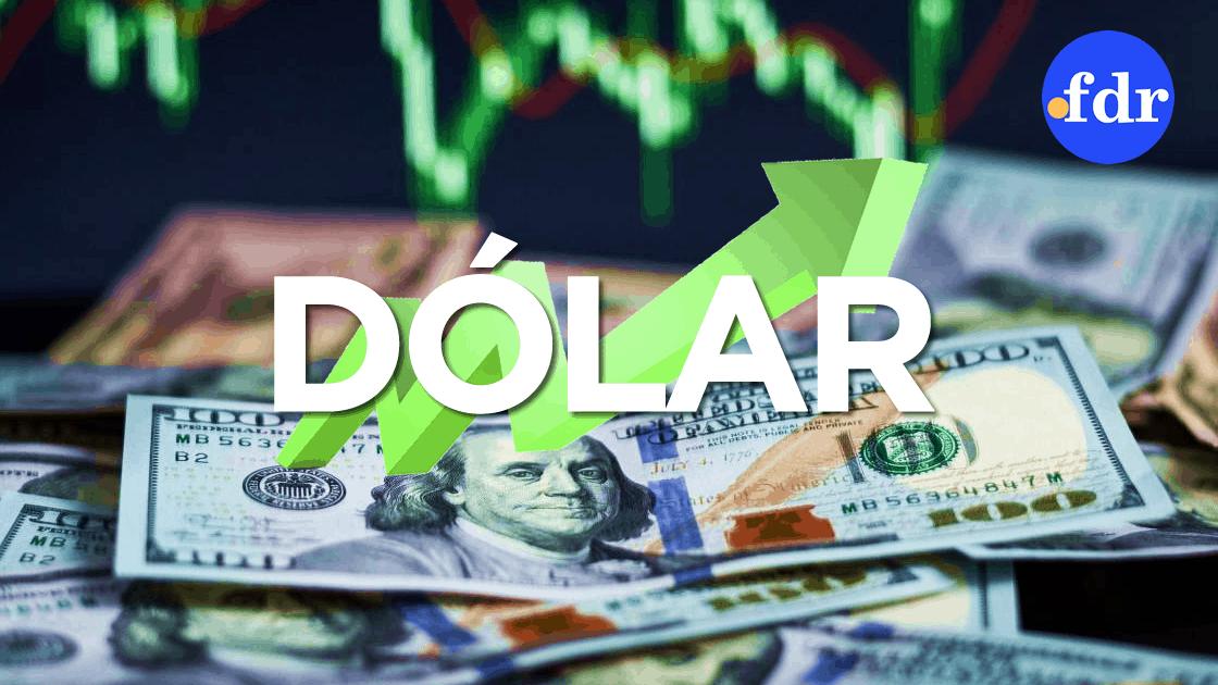 Dólar comercial e de turismo voltam a SUBIR nesta 6ª-feira