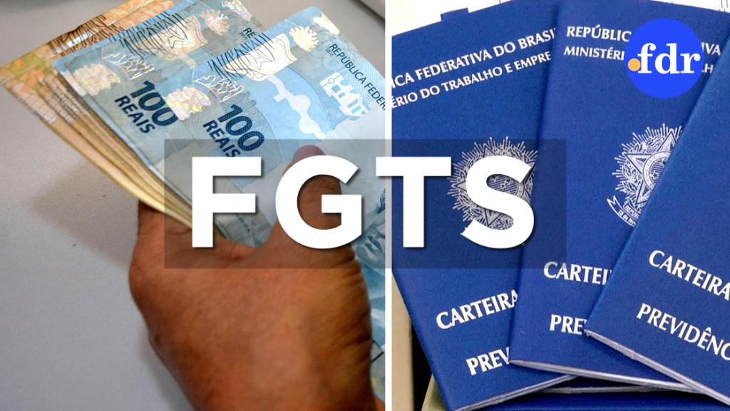 Receba o FGTS de R$998 até amanhã (31) e fuja da crise!