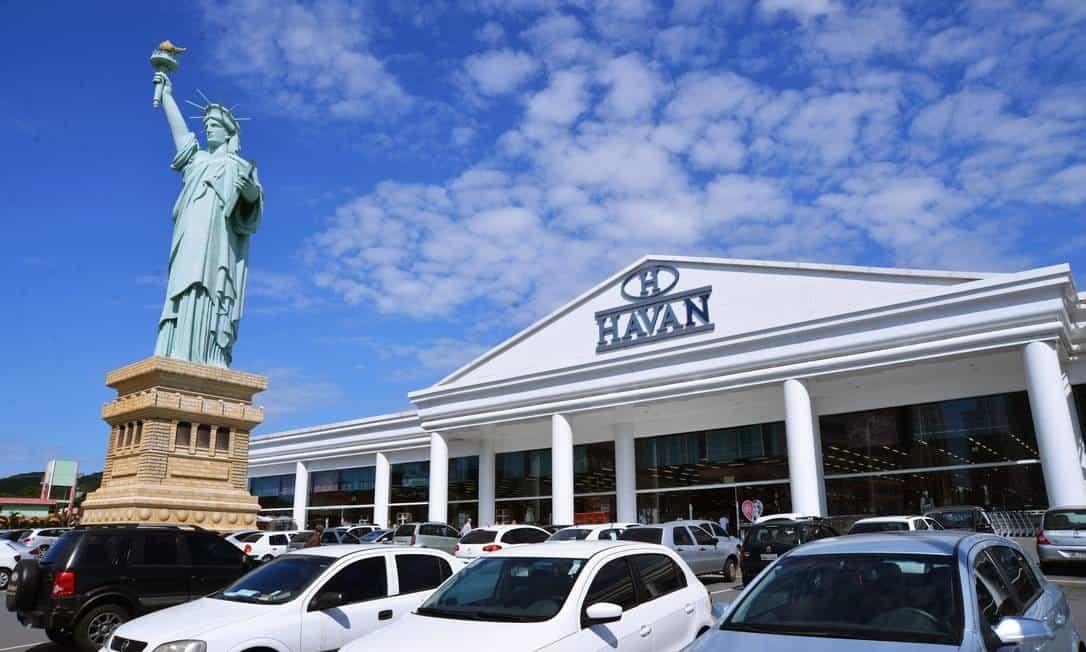 Vagas de emprego Havan: Aprendiz, vendedor e mais! (Imagem: Reprodução - Google)