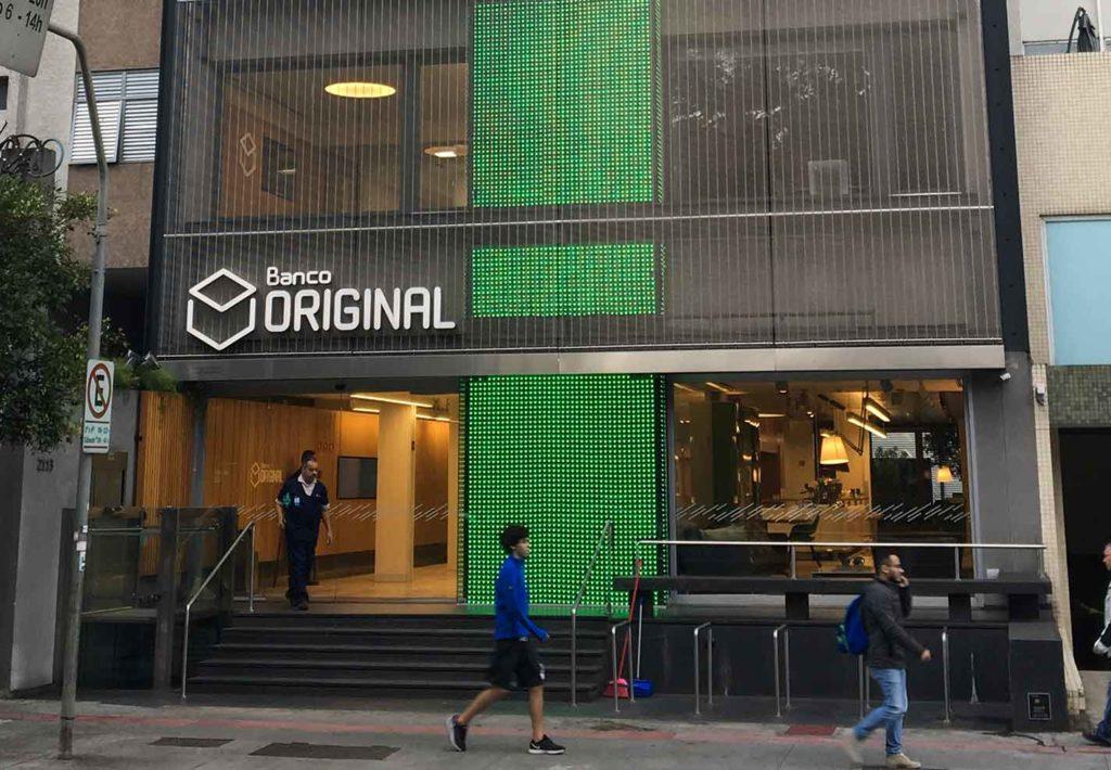 Banco Original amplia serviços para atender micro empresas (Reprodução/Internet)