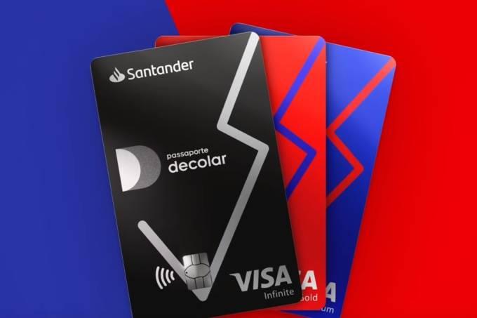 """Santander lança o primeiro """"cartão infiel"""" em parceria com Decolar (Imagem: reprodução - google)"""