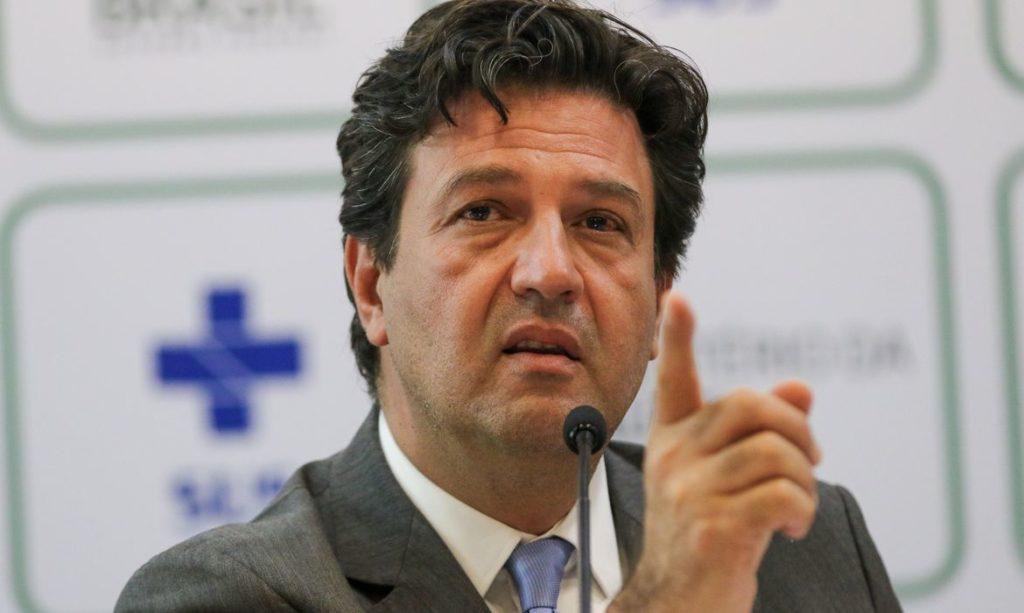 Entenda como demissão de Mandetta interfere na bolsa de valores (Reprodução/Agência Brasil)