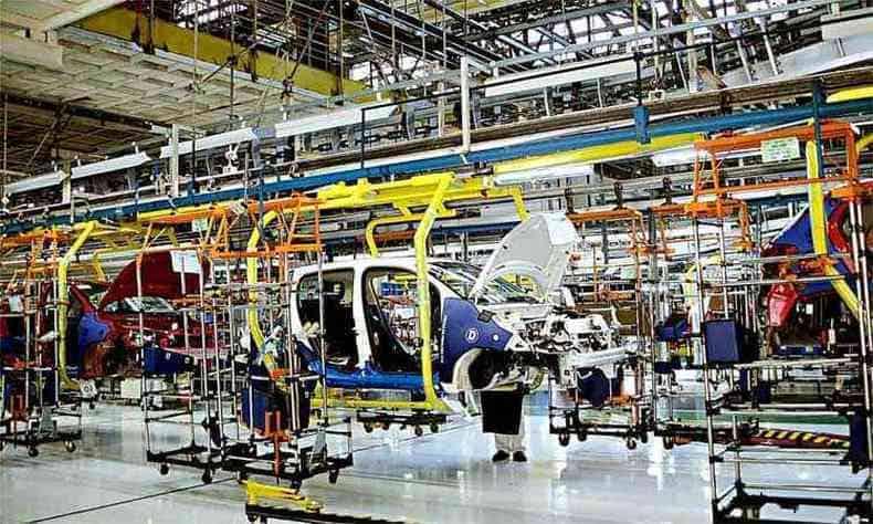 Corte de salários pode chegar a 90% para funcionários de montadora de veículos