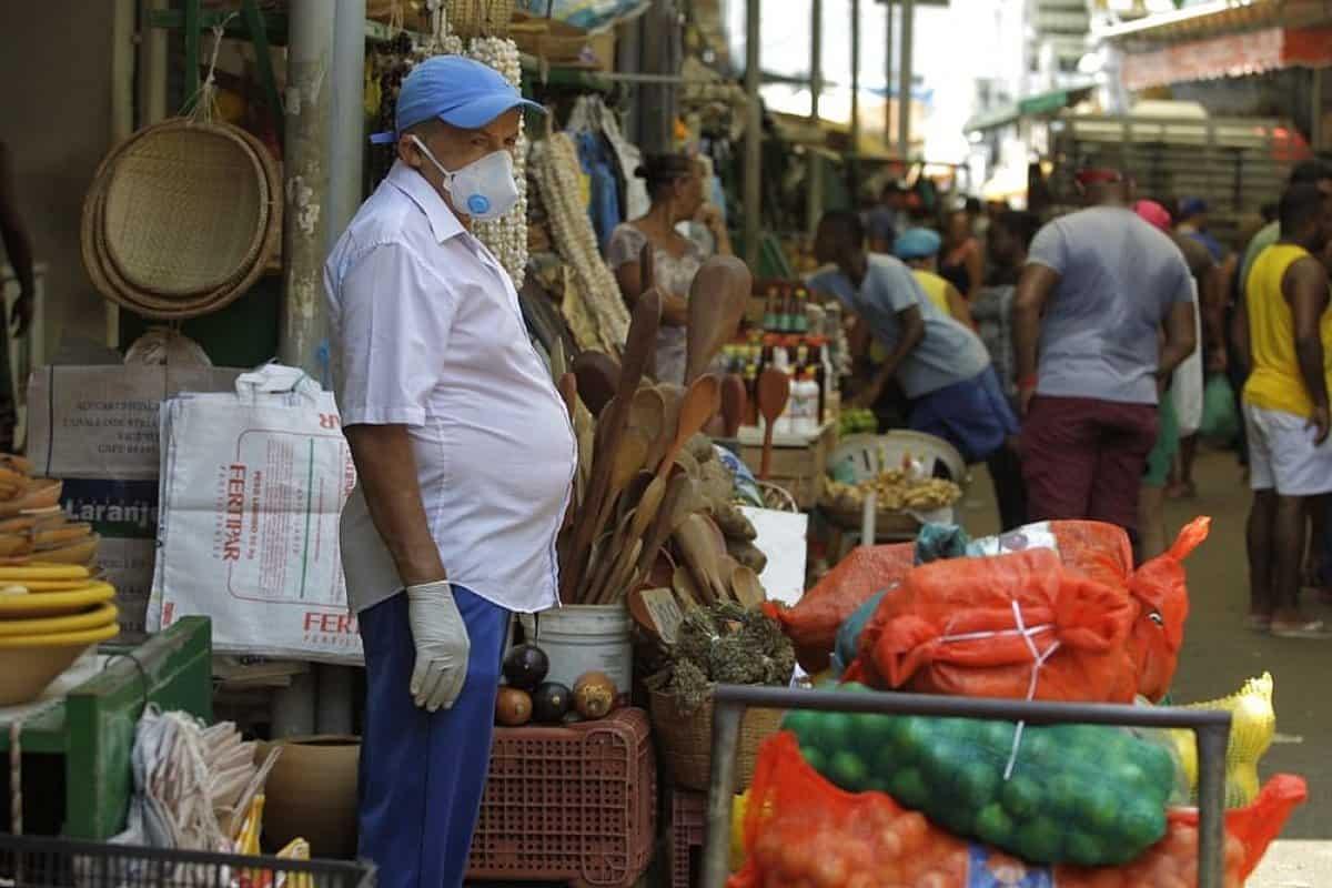Salvador paga R$270 em auxílio emergencial para seus trabalhadores (Imagem: Reprodução - Google)