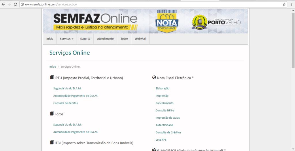 Cota única do IPTU Porto Velho 2020 é prorrogado com data atualizada