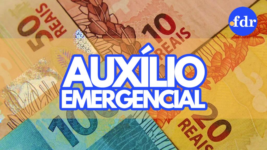 Bolsonaro anuncia liberação de mais 3 parcelas do auxílio emergencial; confira as datas (Montagem/FDR)