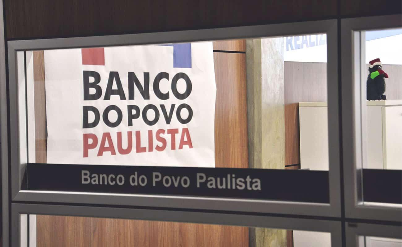 Empreendedores de São Paulo poderão solicitar empréstimo no Banco do Povo
