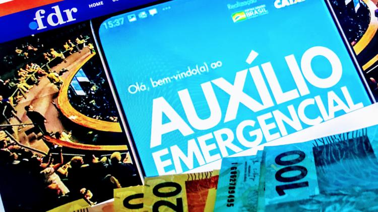 Bolsa Família finaliza segunda parcela de R$300 do auxílio emergencial nesta semana