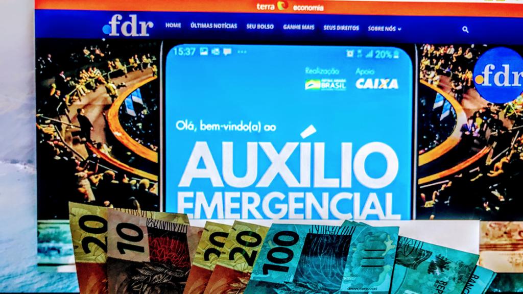 Atenção! Segunda parcela do auxílio emergencial tem calendário divulgado; confira! (Imagem/FDR)