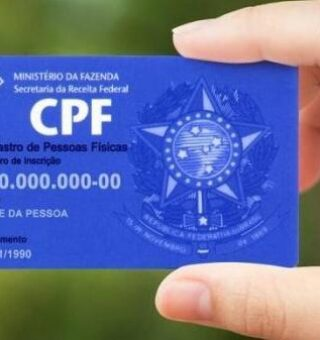 Reviravolta! STJ mantém obrigatoriedade do CPF no pedido do coronavoucher