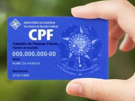 Regularização do CPF pode ser feita por e-mail; Confira o passo a passo