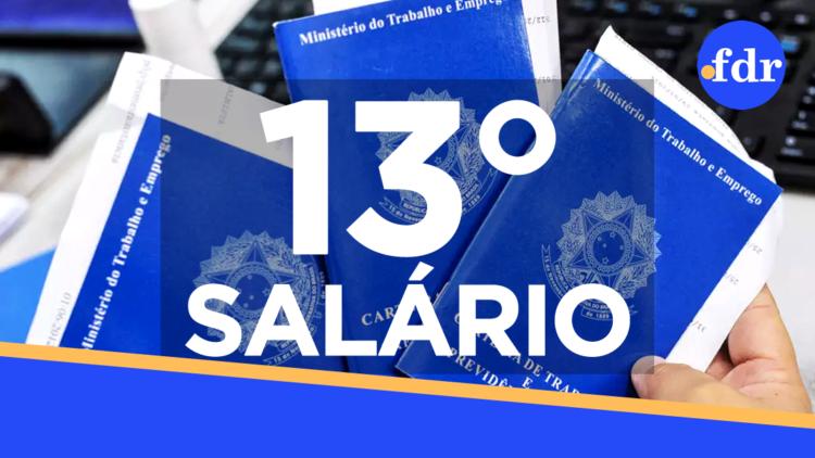 Calculadora do 13º salário: Veja quanto vai receber de abono mesmo com redução do contrato