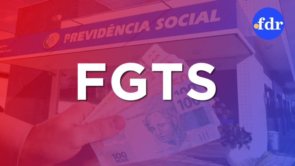Novo saque imediato do FGTS vai liberar mais de R$1 mil por conta! (Montagem/FDR)
