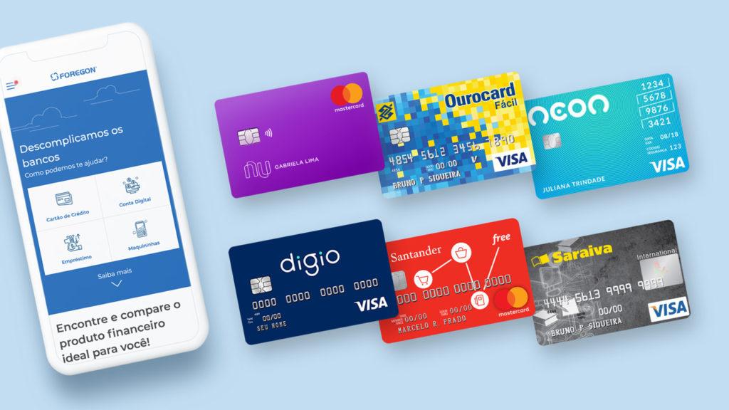 Querendo economizar durante a quarentena? Escolha um cartão de crédito sem anuidade