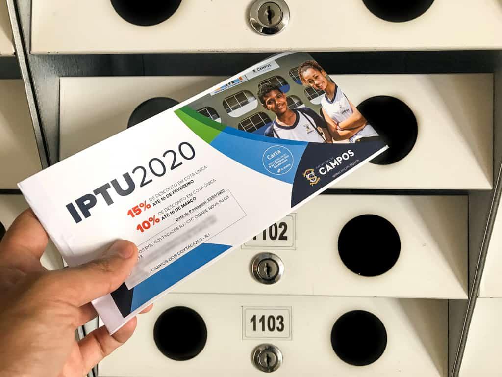 IPTU 2020 de Campos dos Goytacazes foi prorrogado! Veja nova data (Imagem: Reprodução - Google)