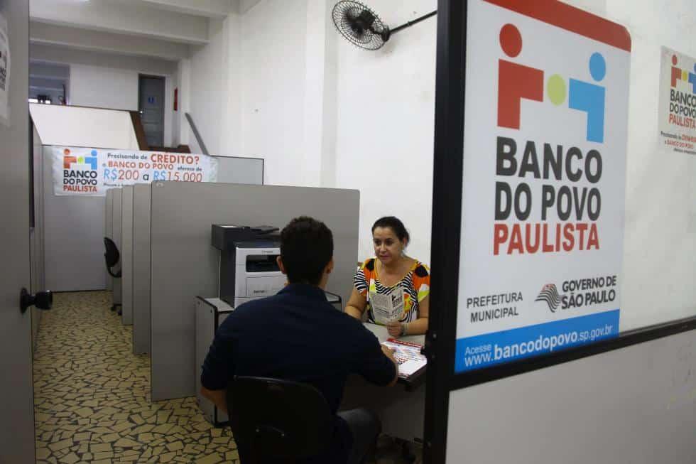 Aprenda a solicitar empréstimo para MEI no Banco do Povo de SP (Reprodução/Site/Prefeitura de Santos)