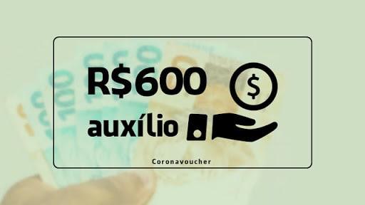 Liberado! Calendário de saque dos R$600 é divulgado pela Caixa