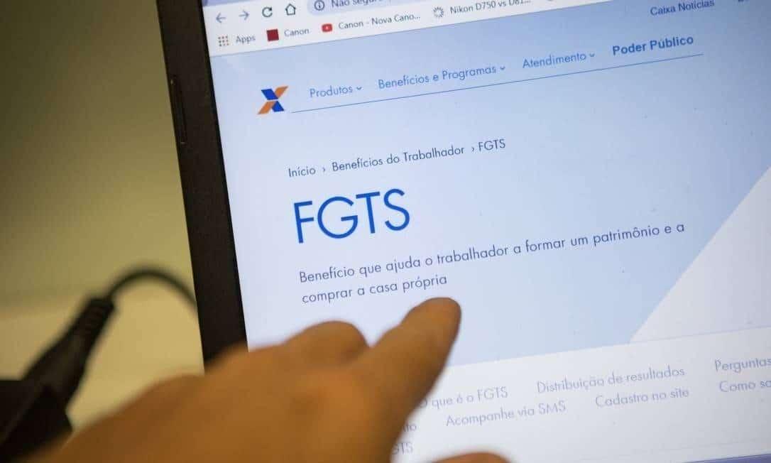 FGTS: governo anuncia prazo para lançar calendário do saque emergencial (Imagem: Reprodução - Google)