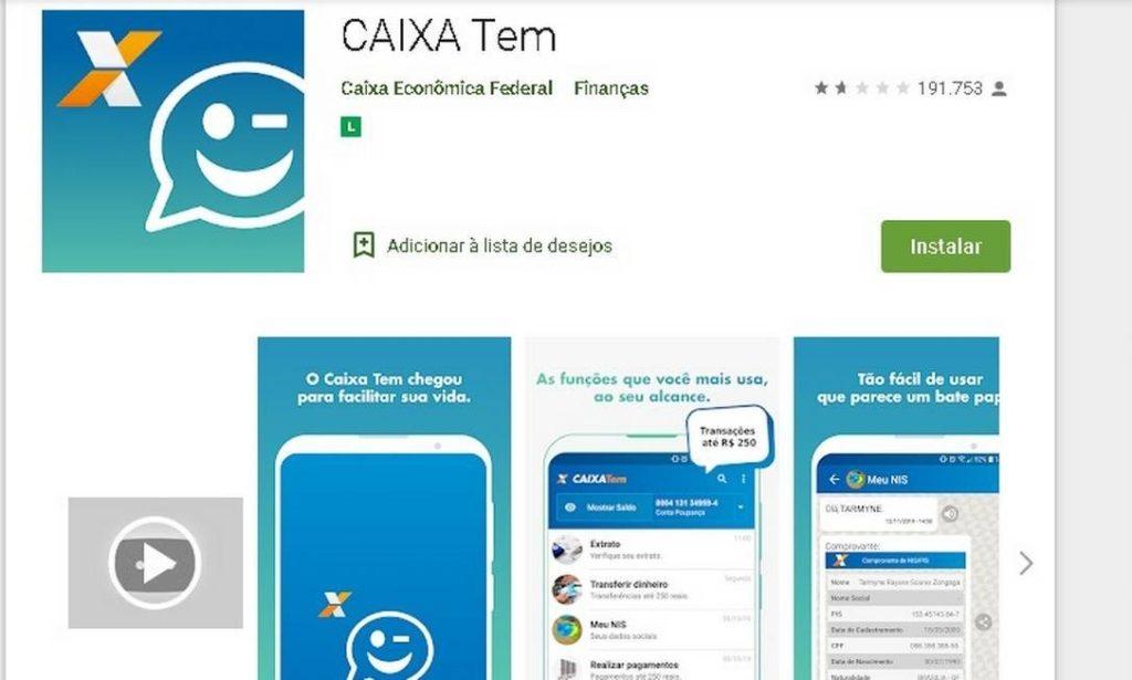 App Caixa TEM: 3 funções importantes da ferramenta online