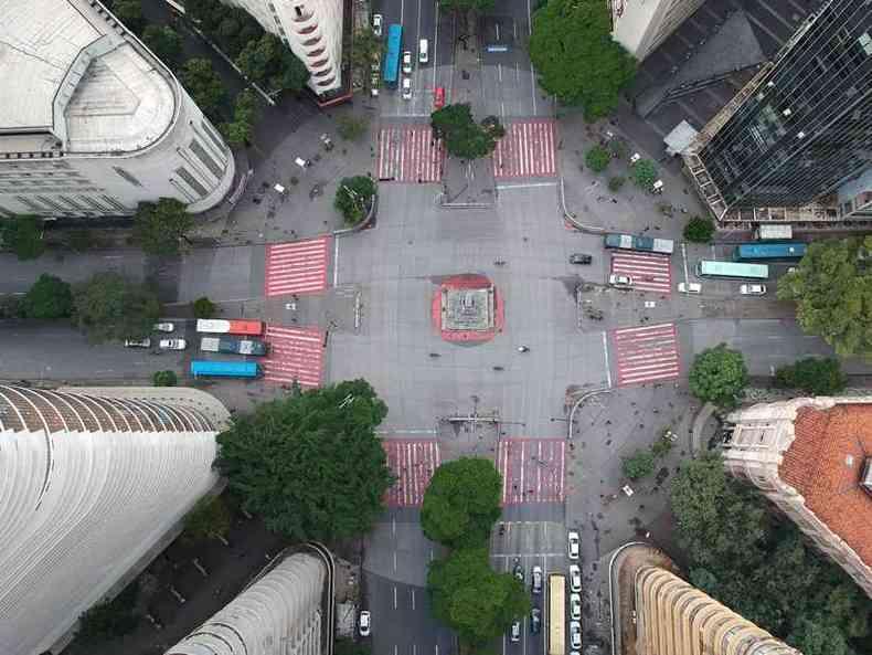 Belo Horizonte reabre comércio a partir desta segunda-feira! (Imagem: Reprodução - Google)