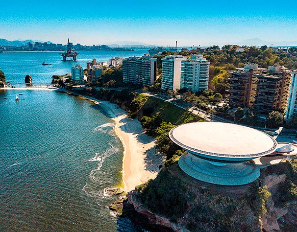 Niterói começa a reabertura da cidade a partir desta quinta-feira; saiba o que volta! (Imagem: Reprodução - Google)