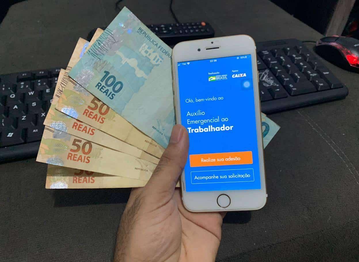 Fez sua inscrição do auxílio emergencial nos Correios? Caixa paga R$600 hoje (2)!