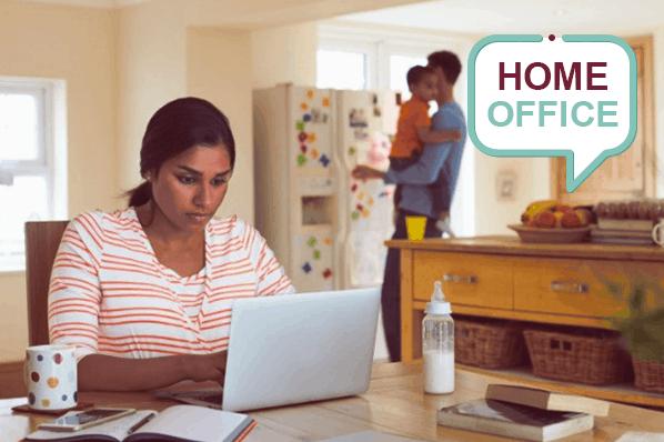 Home office: GUIA PRÁTICO para garantir boas condições de trabalho em casa