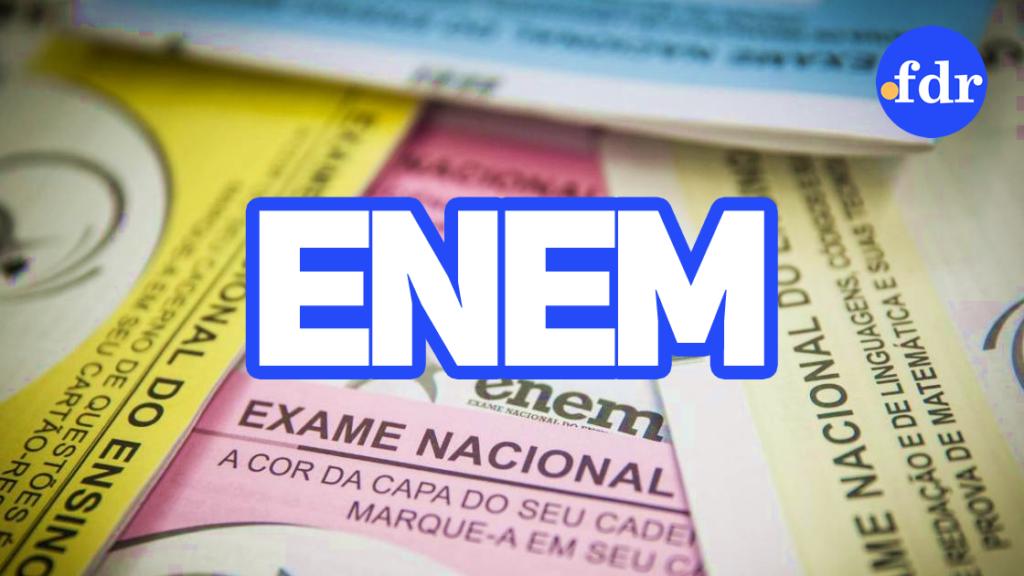 Bolsonaro confirma possibilidade de prorrogar ENEM, mas sem passar deste ano (Reprodução/Internet)