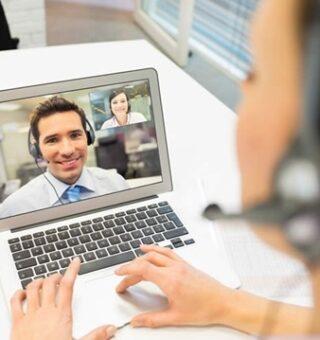 Atenção! Conheça dicas para se sair bem em entrevistas de emprego on-line