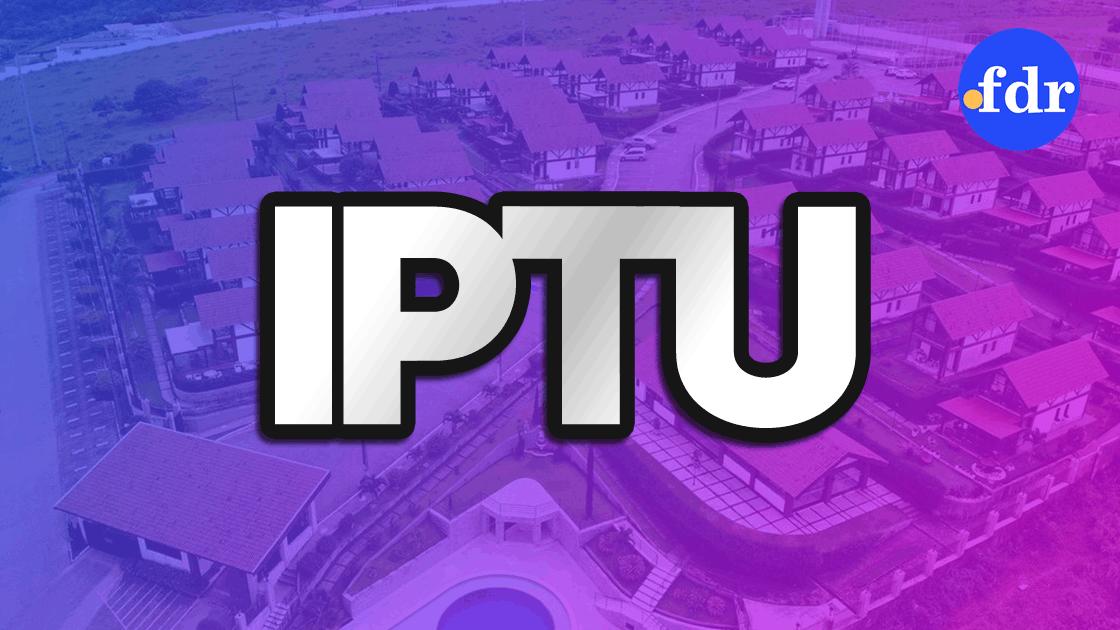 IPTU 2020 DF tem vencimentos marcados para próxima semana; confira calendário