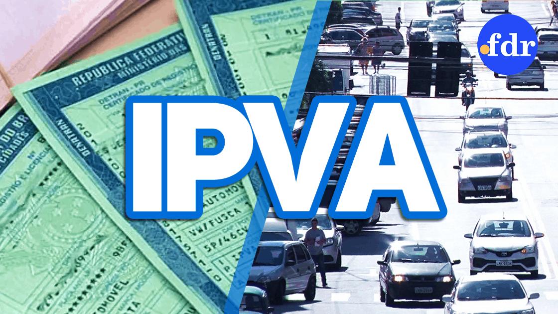 IPVA SP 2021 libera desconto de 3% para quem seguir ESTE passo a passo