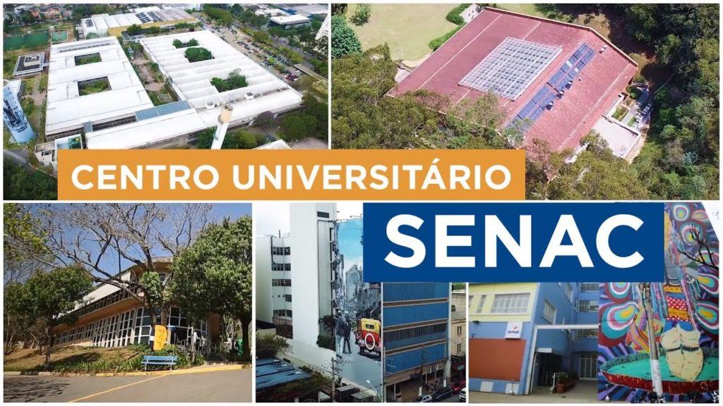 ATENÇÃO! SENAC SP abre inscrições para vestibular 2020/2 pelas notas do ENEM