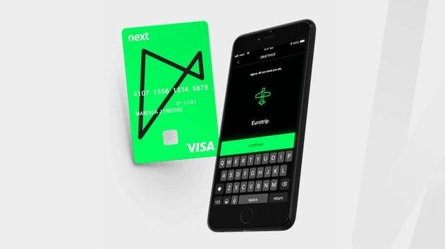 Banco Next lança atualização no app com novas funções