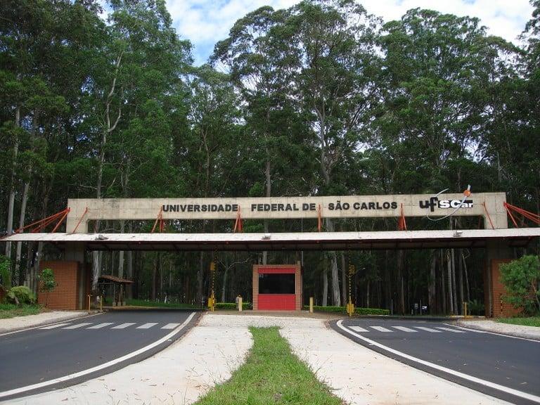 Bolsas de estudos são preservadas na crise após decisão do Senado (Imagem: Divulgação UFSCar)