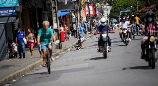Pernambuco veta retorno do comércio em 85 municípios; confira a lista