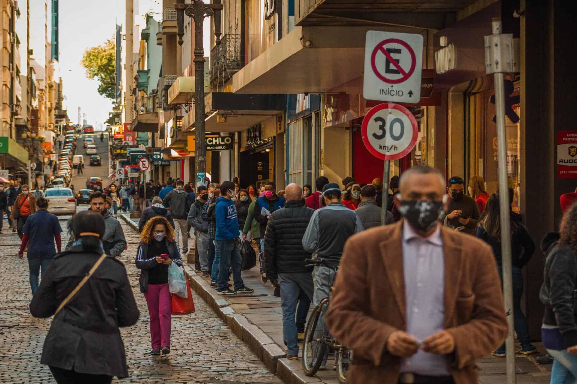 Grande Vitória reabre comércio de rua sem revezamento a partir de segunda-feira