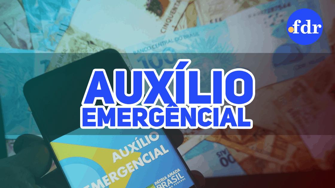 Atenção! Liberados R$101,6 bi para o auxílio emergencial; veja como se inscrever