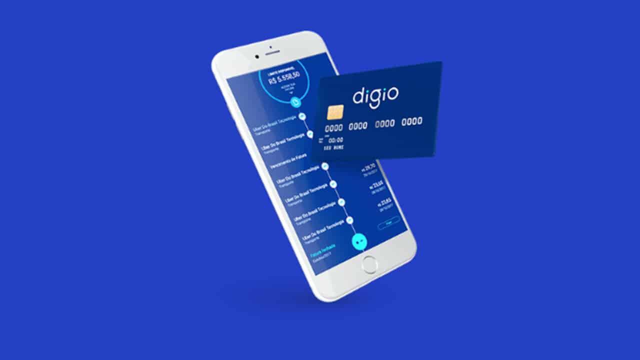 Banco Digio aumenta em 20% as solicitações por cartão de crédito (Imagem: Reprodução - Google)