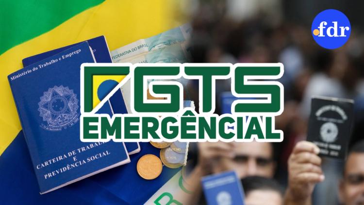 FGTS emergencial: Quem vai receber? Qual será o valor? Tire suas dúvidas